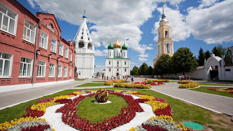 Астрахань вошла втройку лидеров рейтинга самых известных исторических центров РФ