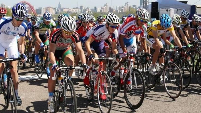 Ввелогонке «Пять колец Москвы» примут участие 75 русских спортсменов