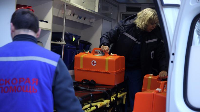 Спасательный вертолет арендовали в Подмосковье для экстренной помощи раненым