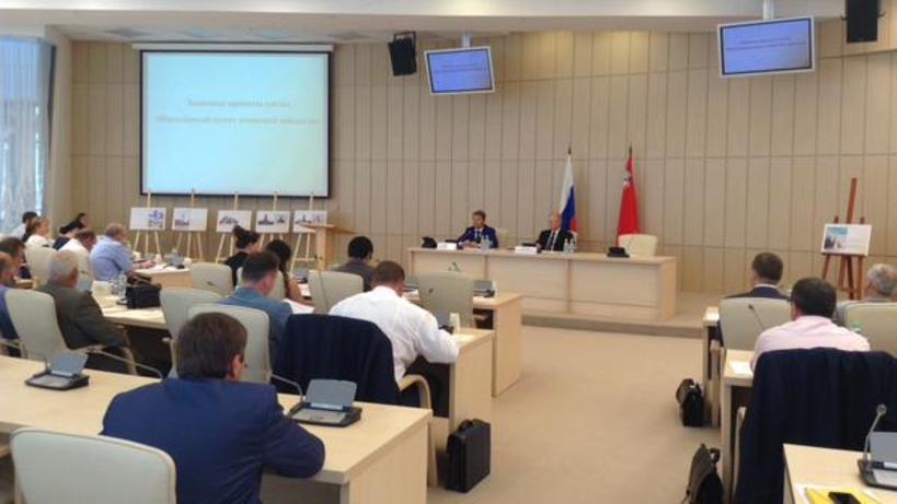 Состав муниципальных социальных палат Московской области сформируют киюню