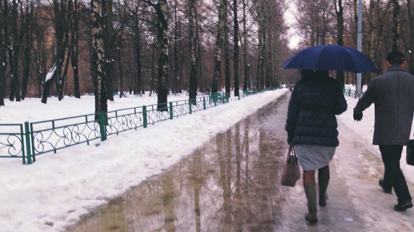 Граждан столицы иПодмосковья погода непорадует
