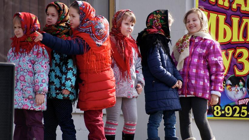 В столице России пройдёт Масленичный танцующий парад