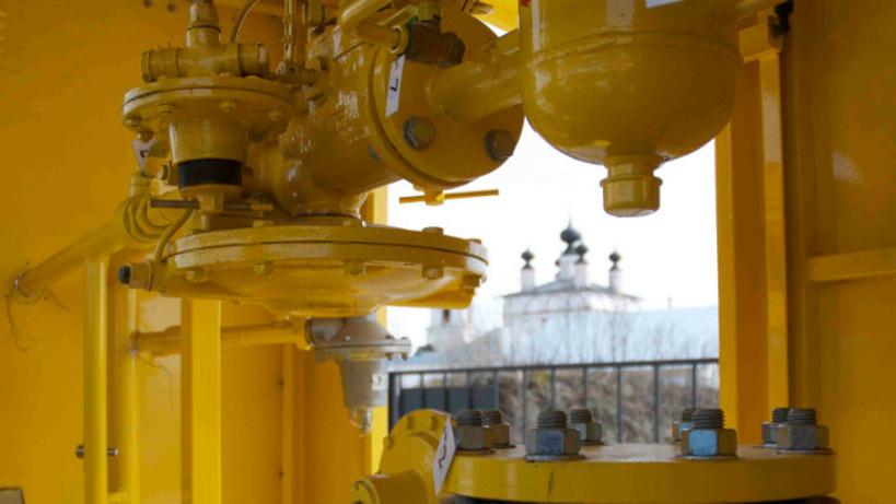 ВПодмосковье всамом начале года введено вэксплуатацию 15 новых газопроводов