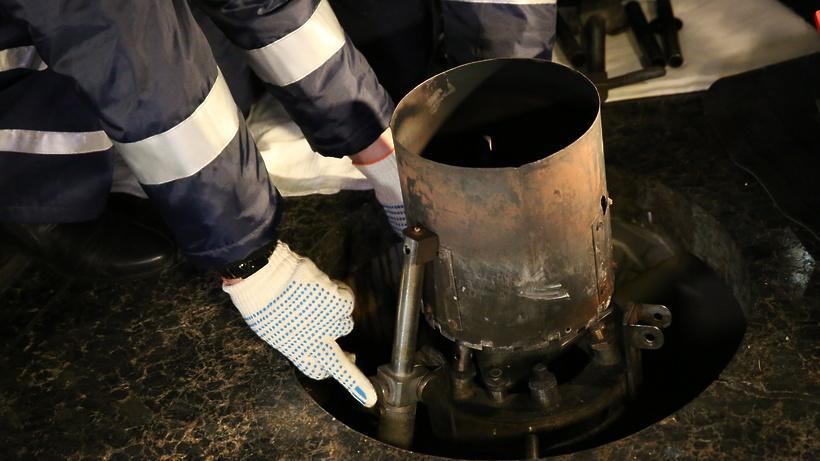 Горелка газовая ветроустойчивая низкого давления ГГВ-5