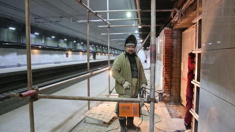 Транспортно-пересадочный узел планируется построить набазе станции МЦК «Лихоборы»