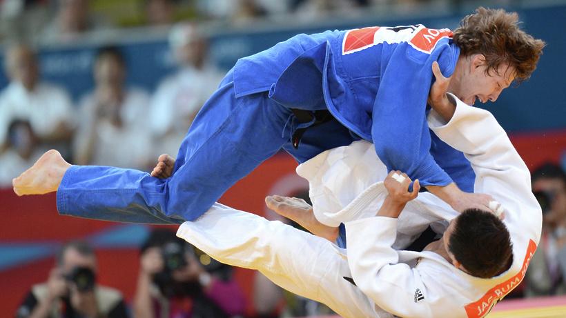 Дзюдоисты из Электрогорска завоевали медали на открытом турнире