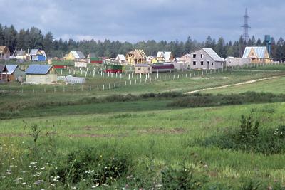 Жителям Красногорска рассказали о правильном оформлении садовых и жилых домов