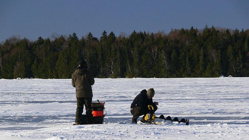 В столицеРФ патрулировать места зимней рыбалки начнут своздуха