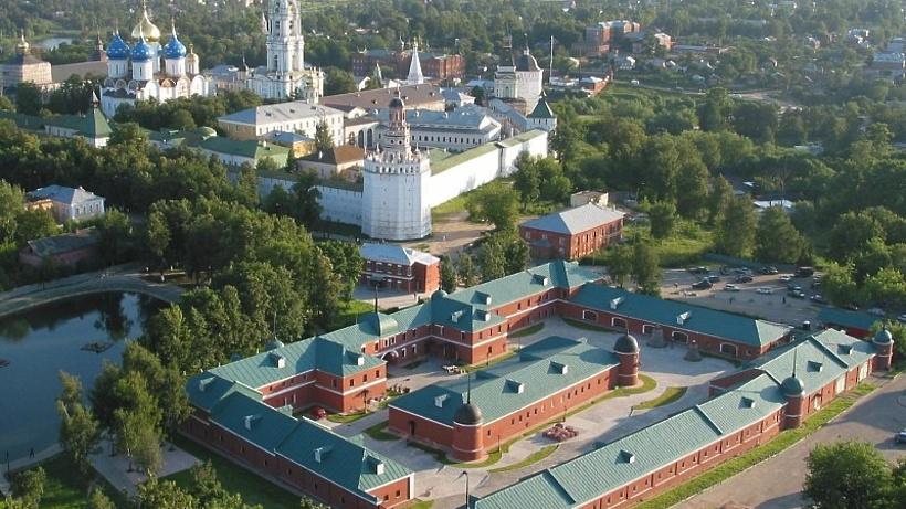 Стенд сити-формата открыли в рамках форума «Подмосковье: отдых и туризм» в Сергиевом Посаде