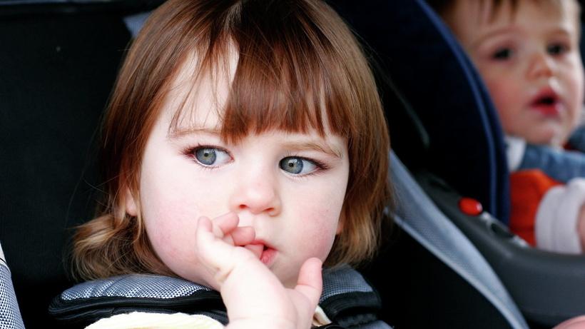 В новейшей столицеРФ провели рейд безопасности «Ваш пассажир— ребенок!»