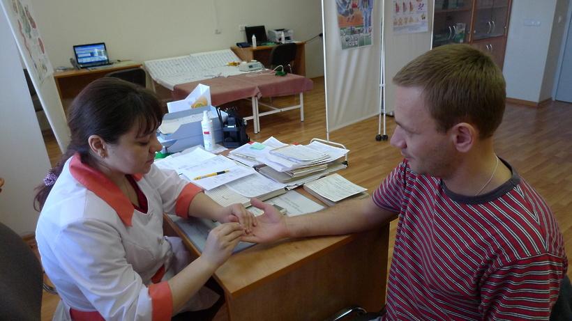 Около 14,5 тысяч человек первично обратилось в центры здоровья Подмосковья за два месяца 2017 года