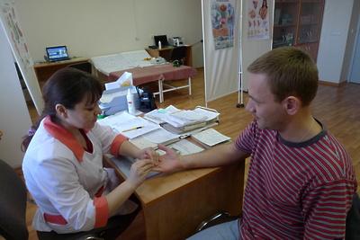 Почти 15 тыс жителей Подмосковья обратились в центры здоровья с начала 2017 г.