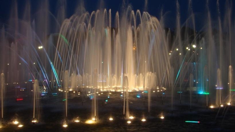 Музыкальный фонтан вмузее-заповеднике «Царицыно» закроют назиму