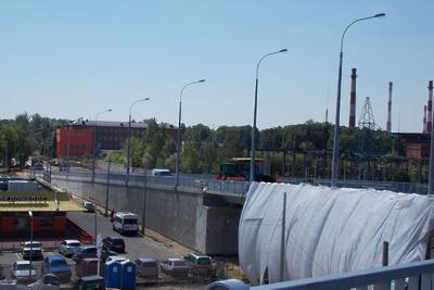 Три платных путепровода через железные дороги построят в Подмосковье