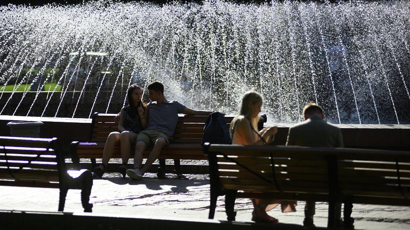 Стало известно, когда в столице России заработают фонтаны