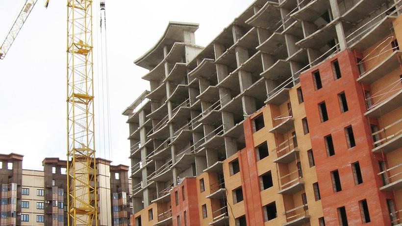 Строительство корпусов проблемногоЖК «Гусарская баллада» стартовало вОдинцовском районе