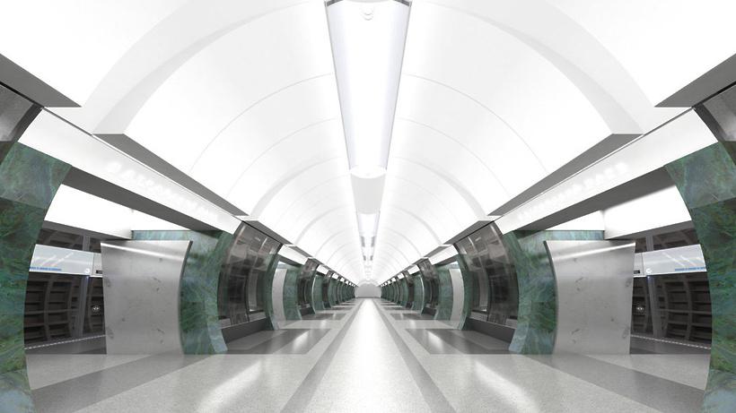 Названы сроки запуска первой линии 2-го кольца метро столицы