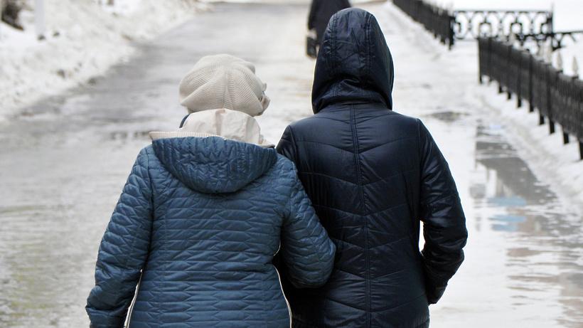 На российскую столицу надвигается сильный ветер— МЧС
