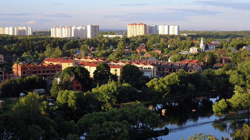 Более 11 млн кв метров жилья построили в новой Москве за восемь лет