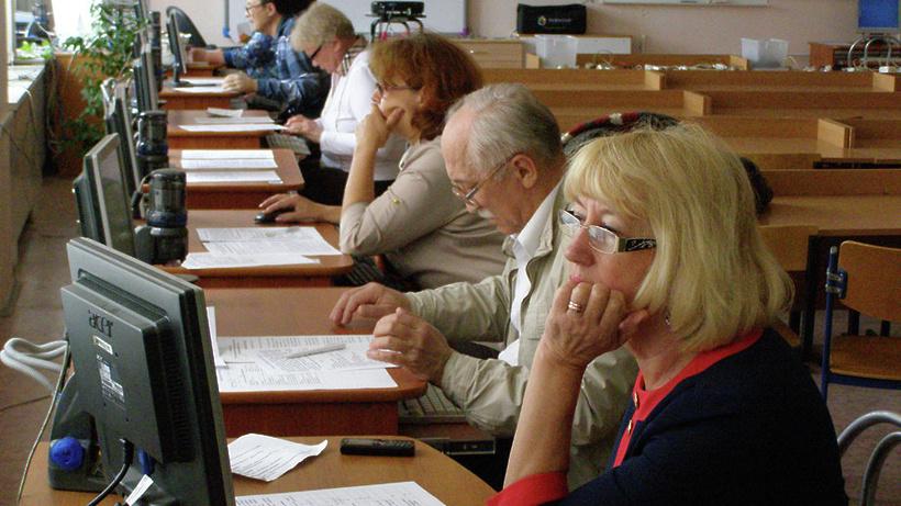 Чемпионат по компьютерной грамотности среди пенсионеров пройдет в регионе в понедельник
