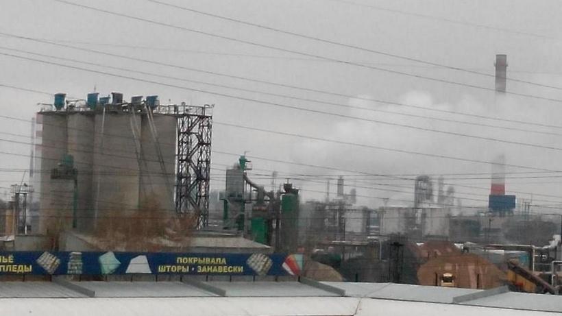 Новости Коломны   Рост концентрации примесей в воздухе ожидается в московском регионе в ночь на 20 октября Фото (Коломна)   iz zhizni kolomnyi