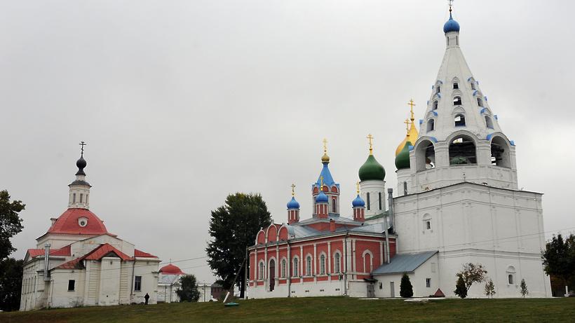 Намайские праздники москвичи едут воВладимир