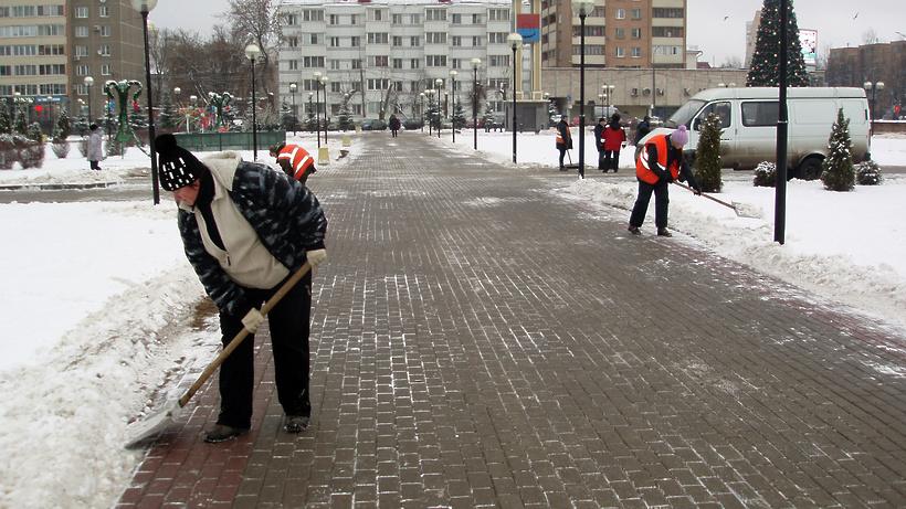 Новости Коломны   Витушева заявила, что лучше всего в Подмосковье снег убирают в городских округах Фото (Коломна)   iz zhizni kolomnyi