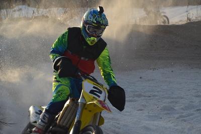 Первый этап соревнований по экстремальному мотоспорту пройдет в Орехово‑Зуеве 12 января