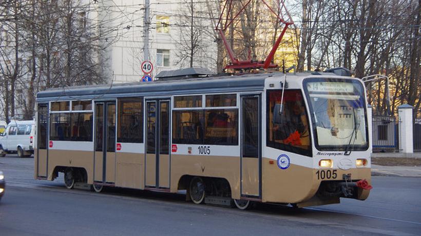 Трамваи вновь запустят поплощади Тверская Застава