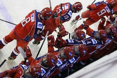 Российские хоккеисты проиграли чехам в матче Еврохоккейтура