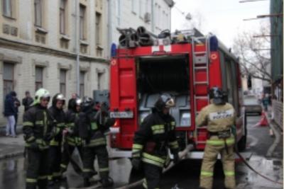 Пожар потушили в частном доме в Красноармейске