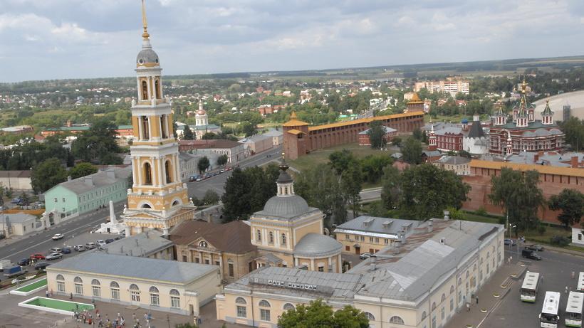 Несколько городов Подмосковья могут включить в«Золотое кольцо России»