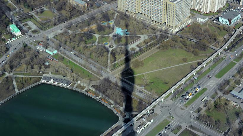 Туристов пустят на85 этаж Останкинской башни