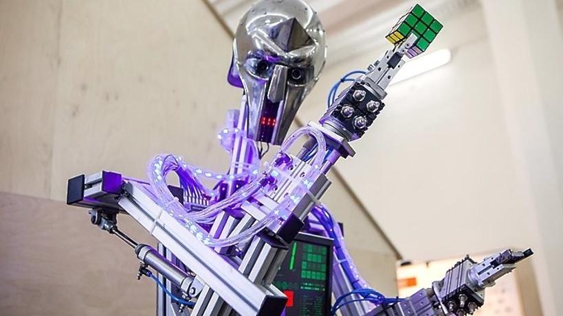 Определены победители конкурса по робототехнике в Подмосковье
