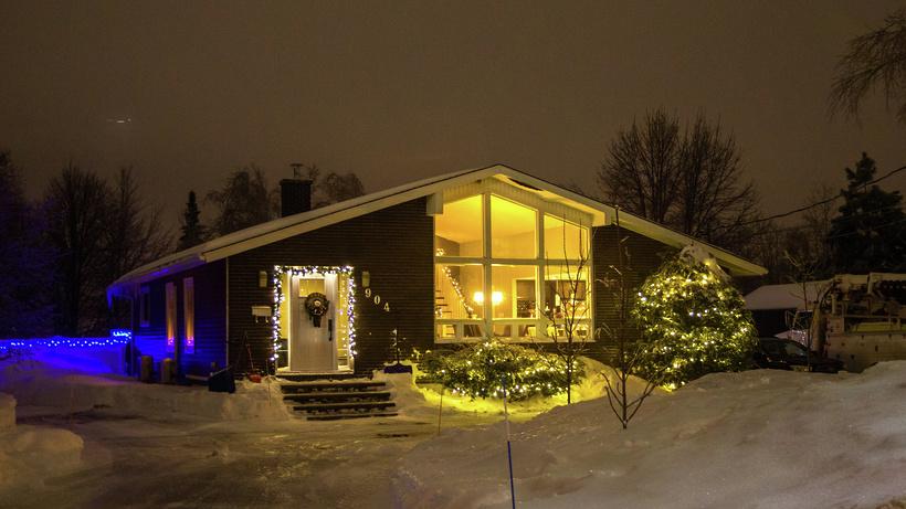 Выборг стал наиболее популярным городом Ленобласти для новогодних каникул