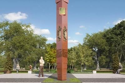 Стелу солнечногорского скульптора установят в подмосковных городах воинской доблести