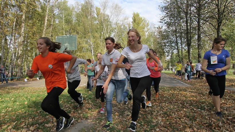 ВЯрославле отметят Всероссийский день бега «Кросс нации»