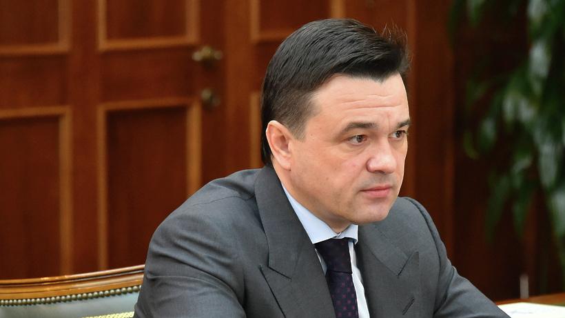 Андрей Воробьев вошел в топ-3 рейтинга цитируемости губернаторов-блогеров за ноябрь
