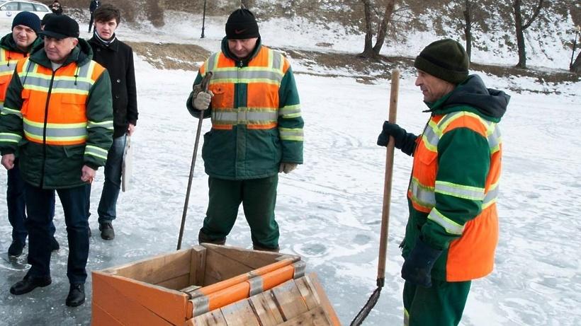Спасатели Московской области в усиленном режиме патрулируют водоемы