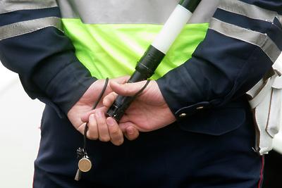 Водитель иномарки сбил ребенка на пешеходном переходе в Подольске