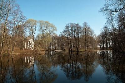 Около 1 км набережной реки Быковки благоустроят в Жуковском в 2017 году