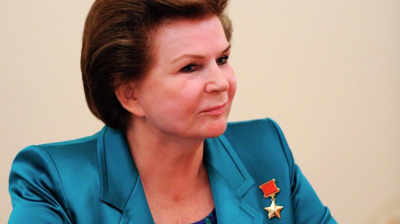 ВМосковском планетарии покажут фильмы оВалентине Терешковой