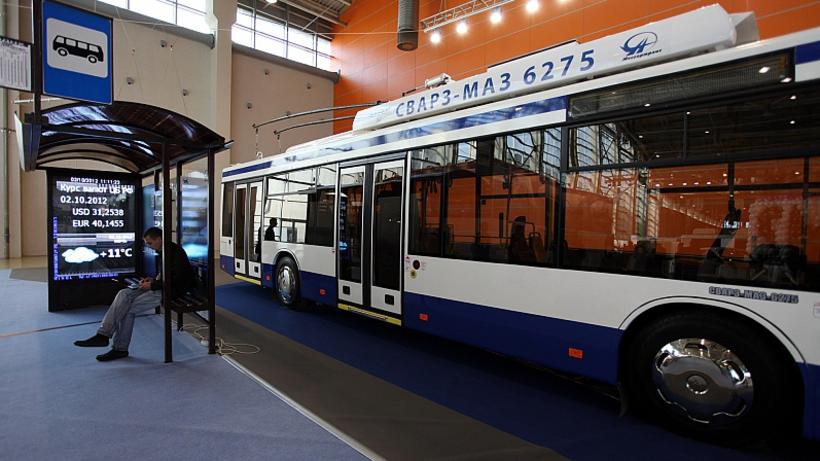 Трехсекционный трамвай «Витязь М» выйдет налинию в 2017-ом