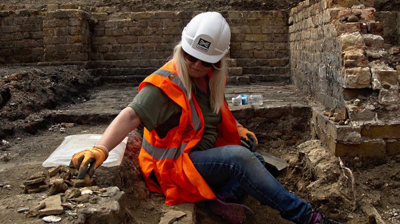 Виктор Москвин: Археологические находки— это зримая связь с прошлыми поколениями