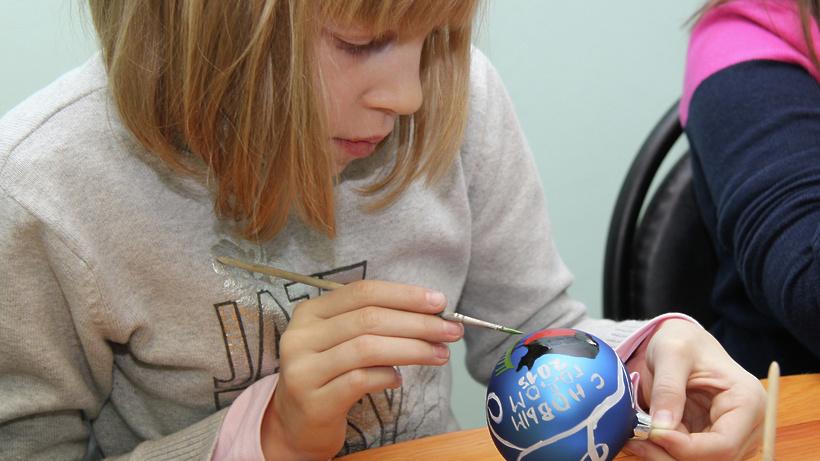 Школьники из Дубны разработали уникальные новогодние игрушки