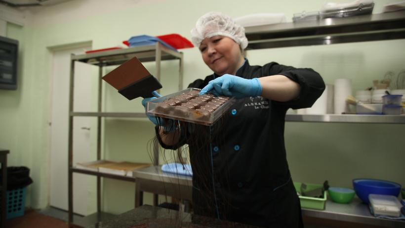 Как сделать шоколадную фабрику 103