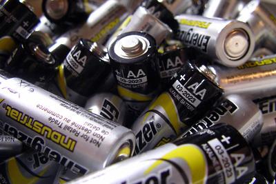 Акция по сбору батареек стартовала в Домодедове