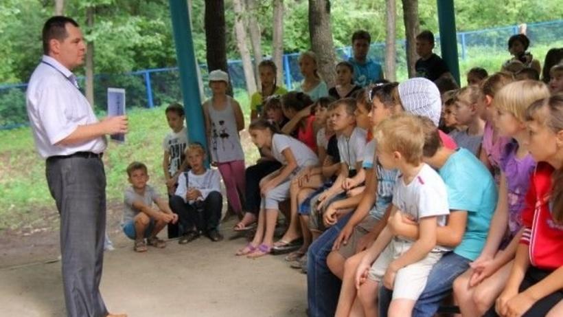 Путевки в лагерь московская область