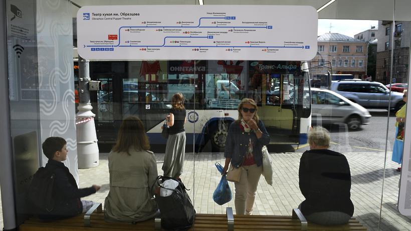 Электронные информационные табло появились навсех автовокзалах столицы