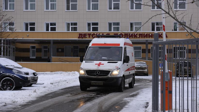 ВПодмосковье «Жигули» сбили детей навелосипедах